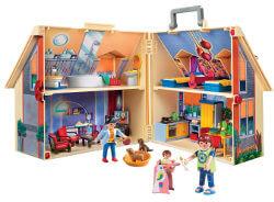 Playmobil casas de muñecas
