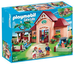 Playmobil clínica veterinaria