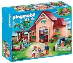 Playmobil clínica veterinaria