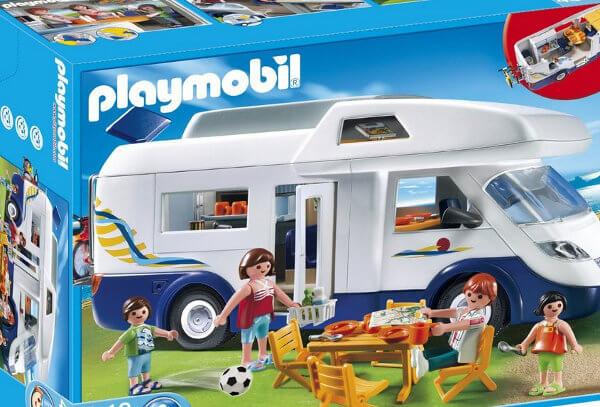 Sets de Playmobil para niños y niñas