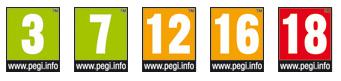 PEGI - Información sobre videojuegos