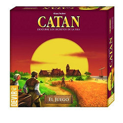 Catan Juego Mesa Original Ideas Para Regalar