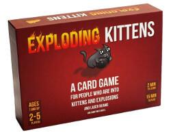 Exploding kittens - Juegos de mesa originales