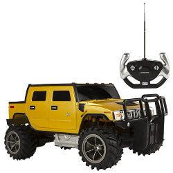 Todoterreno radiocontrol Rastar Hummer