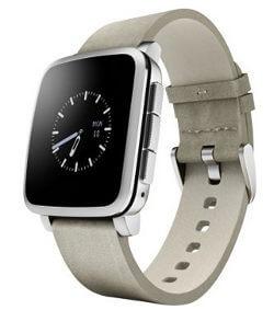 Reloj inteligente Pebble Time
