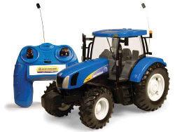 Tractor radiocontrol