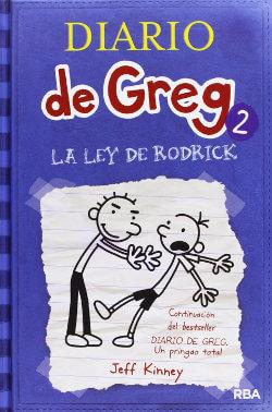 Diario de Greg. Libros para niños