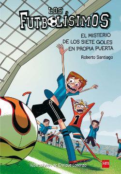 Los Futbolísimos. Libros recomendados para niños