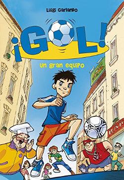 Serie Gol. Libros recomendados para niños
