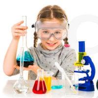 Juguetes científicos para niños y niñas