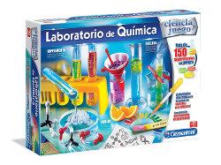 Laboratorio de química de Clementori