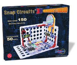 Juguete científico Snap Circuits