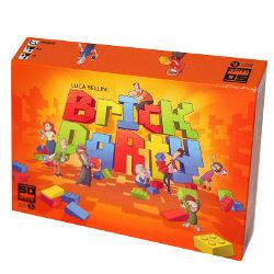 Brick Party - Juego de mesa con piezas de LEGO