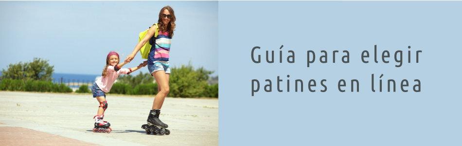 Guía para elegir patines en línea
