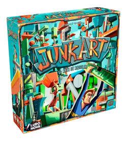 Junk Art - Juegos de mesa de habilidad
