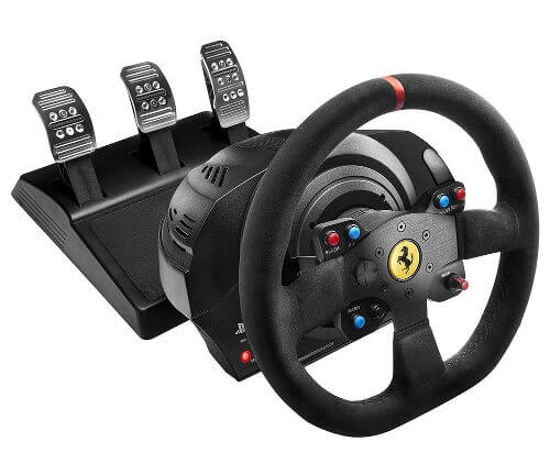 Volante para PS4 y PC Thrustmaster T300