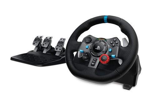 Volantes para juegos de simulación de carreras de coches
