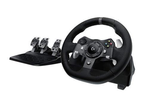 Volante para Xbox Logitech G920