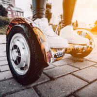 Patines eléctricos - Hoverboard