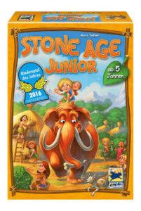 Juego de mesa Stone Age Junior
