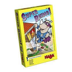 Juego de mesa Super Rhino Hero
