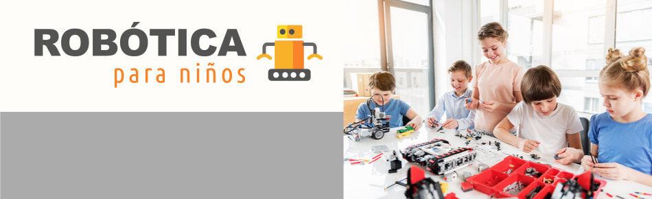 Robótica para niños y niñas
