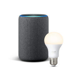 Altavoz inteligente Alexa Echo Plus