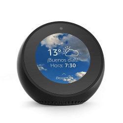 Altavoz inteligente Alexa Echo Spot