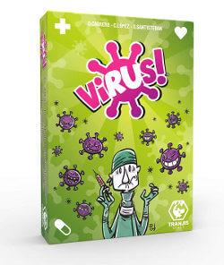 Juego de mesa - Cartas: Virus!