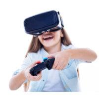 Juegos de realidad virtual para niños