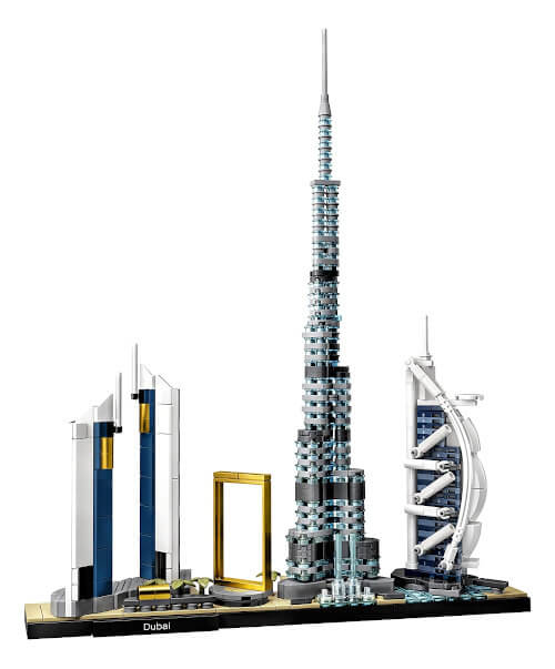 LEGO Arquitecture - Construcciones para adultos